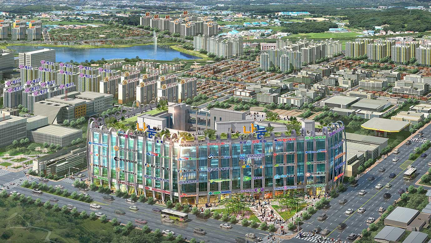 테라펀딩_제1611차 전주 만성지구 나눔둥지타운 상가 신축사업 12차