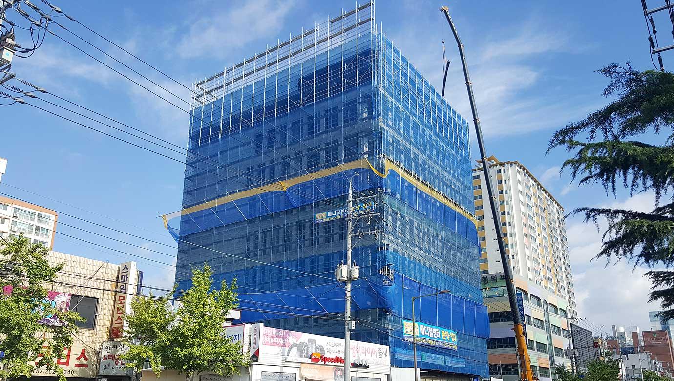 테라펀딩_제1617차 울산 현대중공업 인근 상가 신축사업 12차